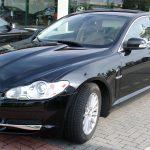 Noleggio con conducente Jaguar XF